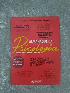 Almanaque da Psicologia - Gabriel Callari e José Paulo Adriani