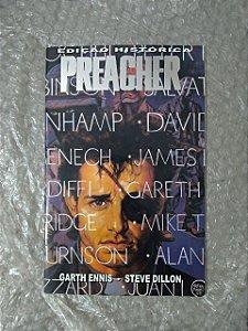 Preacher - Garth Ennis e Steve Dillon