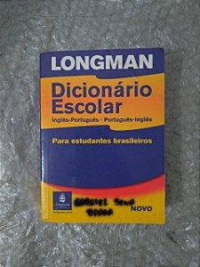 Dicionário Escolar Longman: Inglês-Português e Português-Inglês