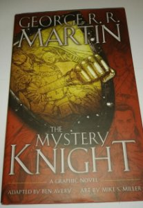 The mystery knight - George R. R. Martin - HQ (inglês)