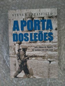 A Porta dos Leões - Steven Pressfield