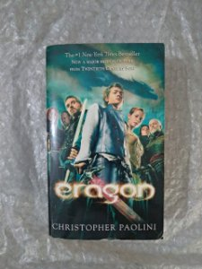 Eragon - Christopher Paolini (leitura em inglês)