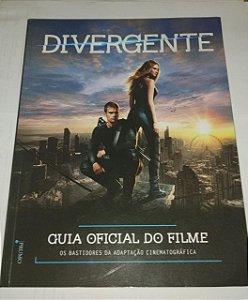 Divergente - Guia oficial do filme