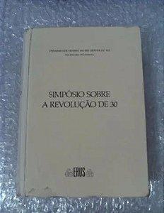 Simpósio Sobre A Revolução De 30 - (marcas de uso)