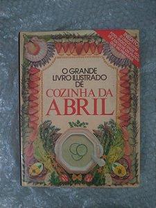 O Grande Livro Ilustrado de Cozinha da Abril