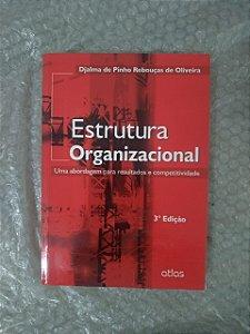 Estrutura Organizacional - Djalma de Pinho Rebouças de Oliveira