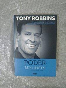 Poder sem limites: A nova ciência do sucesso pessoal - Tony Robbins Novo e Lacrado