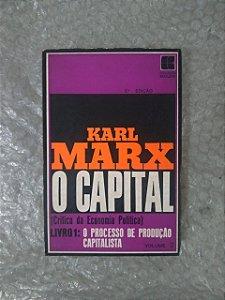 O Capital Livro 1 - karl Marx