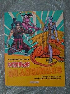 Guia Completo para Desenhar Quadrinhos - Lisa Regan e Joe Harris