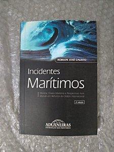 Incidentes Marítimos - Robson José Calixto