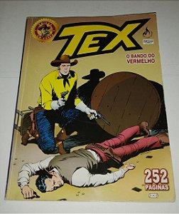 O bando do vermelho - Tex - Edição em cores - vol. 3