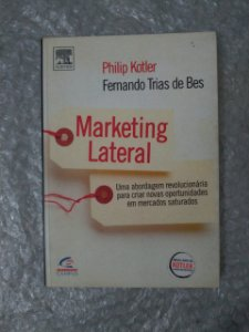 Marketing Lateral - Philip Kotler