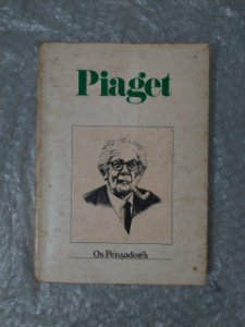 Jean Piaget - Os Pensadores (Capa Branca)