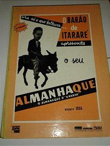 Era só o que faltava.... o Barão de Itararé apresenta seu almanhaque para 1955