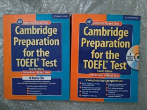 Cambridge Preparation For The Toefl Test + 8 Audios CDs
