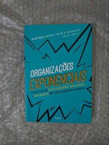 Organizações Exponenciais - Salim Ismail