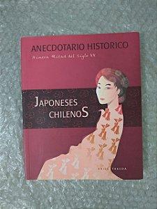 Anecdotario Historico - japoneses Chilenos - Arie Takeda