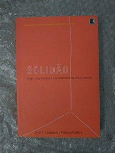 Solidão - John T. Cacioppo e William Patrick