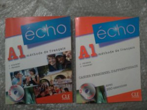 Écho: A1- Méthode de Français - C/2 livros