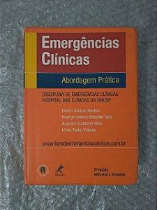 Emergências Clínicas: Abordagem prática - Herlon Saraiva Martins
