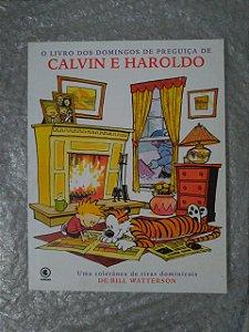 O Livro dos Domingos de Preguiça de Calvin E Haroldo - Bill Watterson
