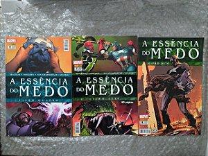 Coleção a Essência do Medo - C/3 volumes