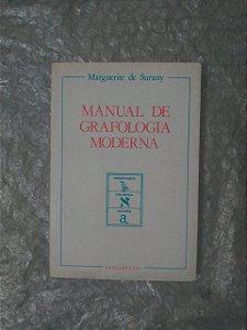 Manual de Grafologia Moderna - Marguerite de Surany