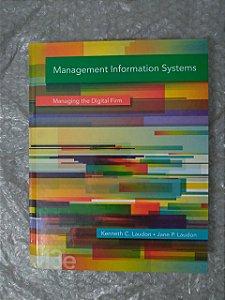 Management Information Systems - Kenneth C. Laudon e Jane P. Laudon