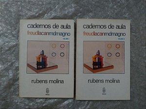 Cadernos de Aula - Rubens Molina ( Vols. 1 e 2 )