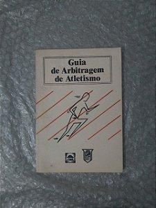 Guia de Arbitragem de Atletismo - Q. C. Rennó