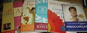 Coleção Joyce Meyer - 6 livros
