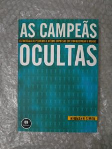 As Campeãs Ocultas - Herman Simon