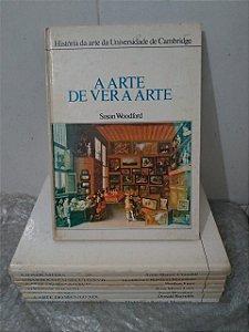 Coleção História da Arte da Universidade de Cambridge - C/7 Livros