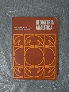 Geometria Analítica - Gelson Iezzi Osvaldo Dolce