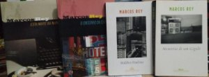 Kit Marcos Rey - 4 volumes - Literatura nacional