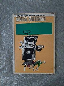 Novelas Paulistanas - António de Alcântara Machado