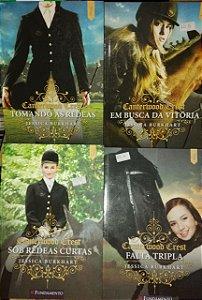 Coleção Kit - Canterwood Crest - 4 volumes - Jessica Burkhart