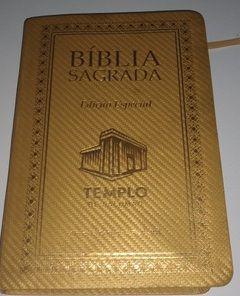 Bíblia Sagrada - Edição Especial - Templo de Salomão
