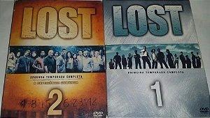 Boxes Lost 1ª e 2ª Temporadas 14 DVD's