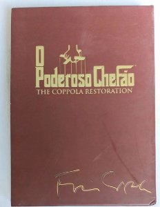 Box trilogia O Poderoso Chefão - The Coppola Restoration
