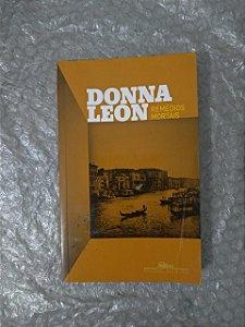 Remédios Mortais - Donna Leon (marcas)