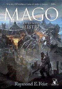Mago - Livro dois - Mestre - Raymond E. Feist