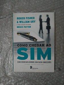 Como Chegar ao Sim - Roger Fisher e William Ury