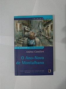 O Ano-Novo de Montalbano - Andrea Camilleri (Coleção Negra)