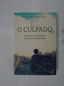 O Culpado - Lisa Ballantyne