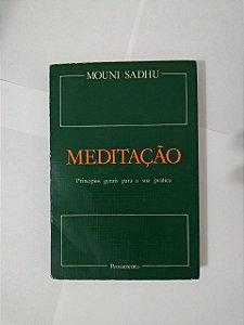 Meditação - Mouni Sadhu