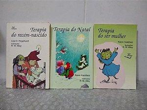 Coleção Terapia - Mini Livro - 3 volumes