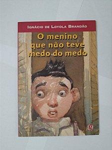 O Menino que não teve Medo - Ignácio de Loyola Brandão