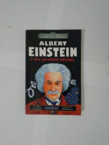 Albert Einstein e Seu Universo Inflável - Dr. Mike Goldsmith