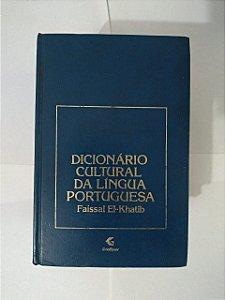 Coleção Dicionário Cultural da Língua Portuguesa - Faissal El-Khatib C/4 Volumes